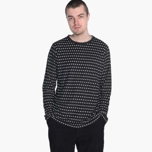 NWT Soulland Wolfgang Long-sleeve Shirt, size M